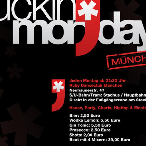 Fuckin´ Monday: Jeden Montag im Ruby!