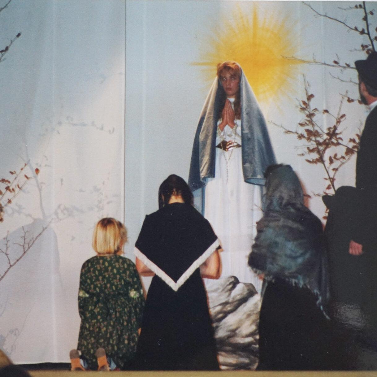 """Religiöses Schauspiel """"Das Wunder von Fatima"""""""