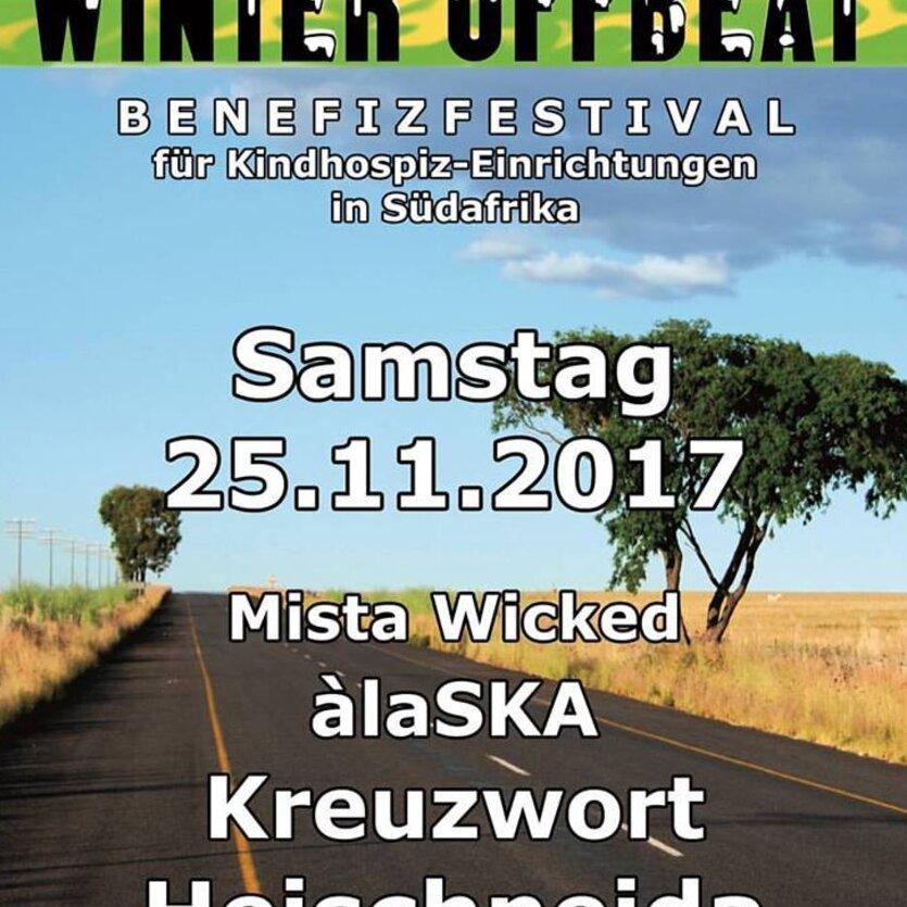 Winter Offbeat Benefizfestival 2017