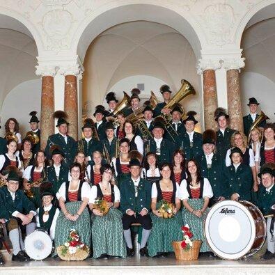 Standkonzert mit der Musikkapelle Marzoll