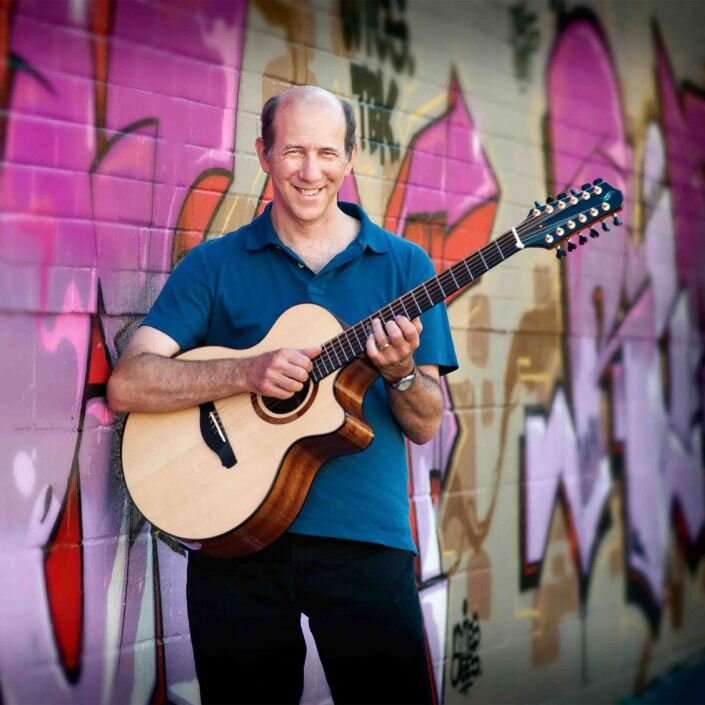 Richard Gilewitz (USA) - Fingerstyle-Gitarre