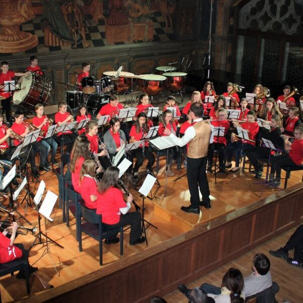 Jugendkonzert der Stadtkapelle 2018