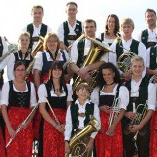 Freilichtkonzert der Musikkapelle Eggstätt