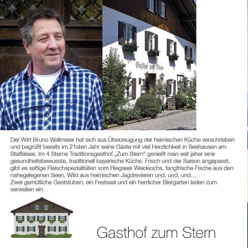 Kunstwirte Ausstellung im Gasthof zum Stern