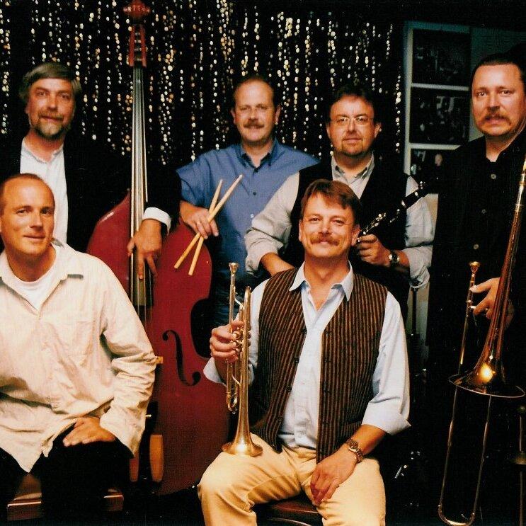 """Jazz-Frühschoppen mit der """"Old Stack O'Lee Jazz Band"""""""