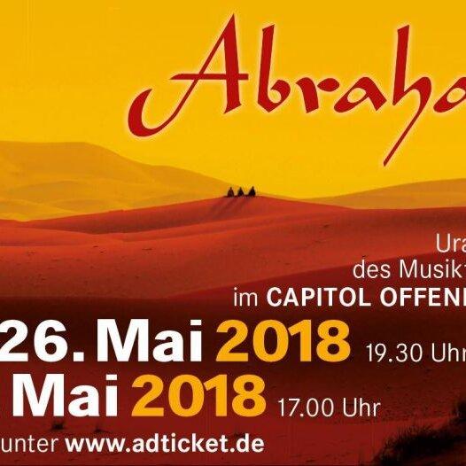 ABRAHAM - interreligiöses Musiktheater