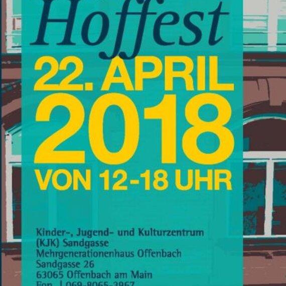 Haus- und Hoffest KJk Sandgasse