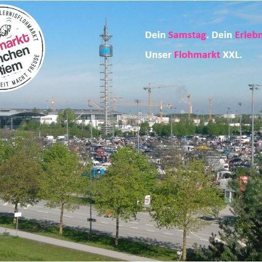 Flohmarkt München-Riem. Bayerns größter Erlebnisflohmarkt.