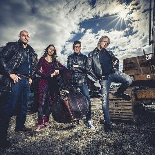 """Gitarrenfestival """"Saitensprünge"""": The Bassmonsters (D)"""