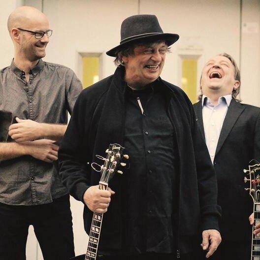 "Gitarrenfestival ""Saitensprünge"": Philip Catherine & Paulo Morello Trio (BE,D)"