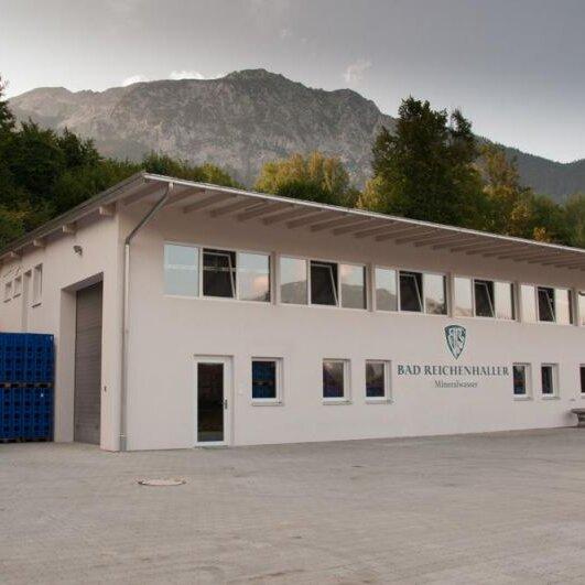 Betriebsbesichtigung Bad Reichenhaller Mineralwasser
