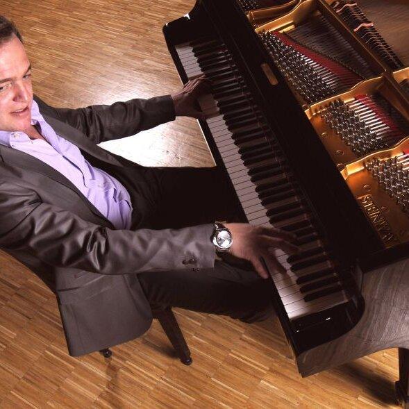 """Peter B. - Reber """"Boogie Woogie Piano vom Feinsten"""""""