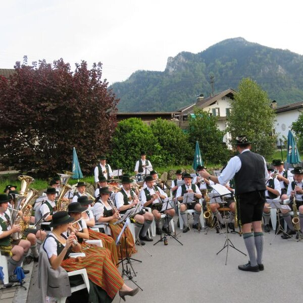 entfällt - Standkonzert der Jugendkapelle und Musikkapelle Flintsbach-