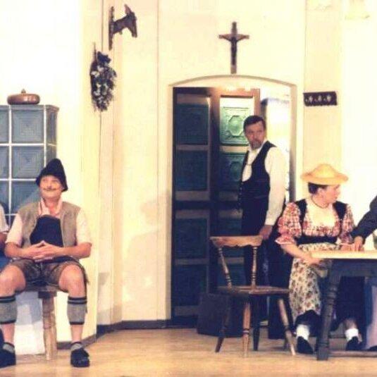 Der ewige Spitzbua - Bauerntheater