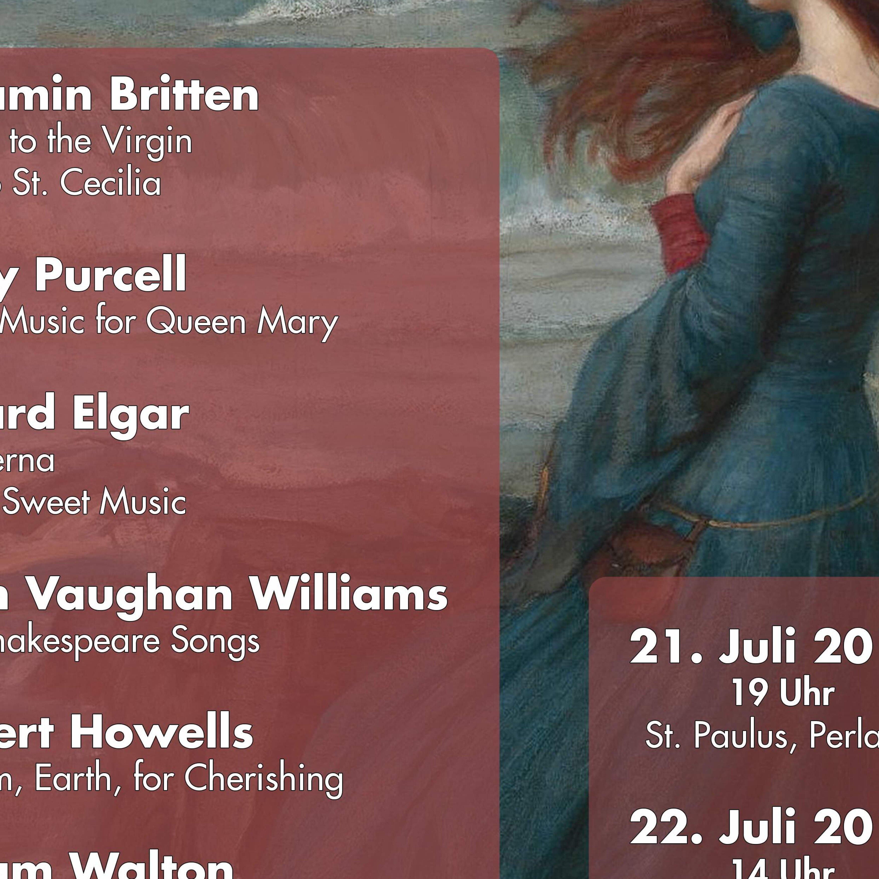 There is sweet music – Werke englischer Meister