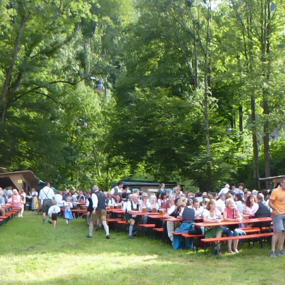 Waldfest am Kamabichl