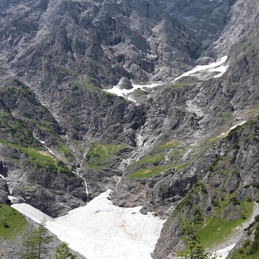Spirituelle Wanderung zur Eiskapelle am Königssee