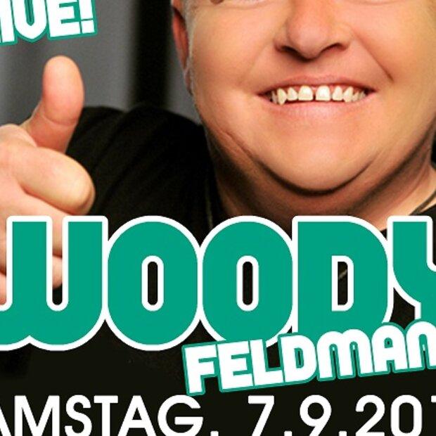Woody Feldmann - Schee, dass es euch gibt - Live