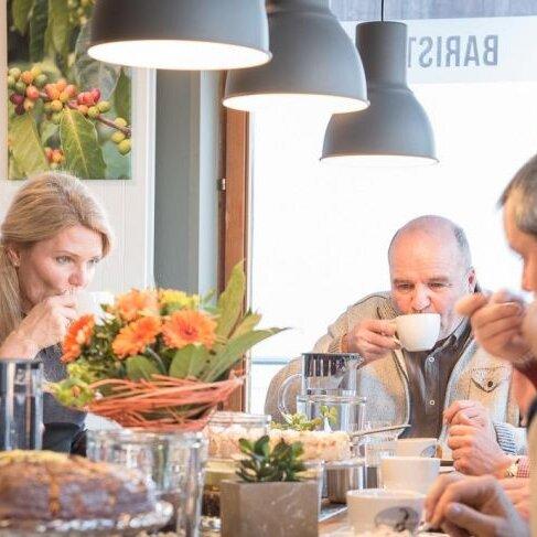 Hoch die Tassen - ein geselliger Kaffeenachmittag