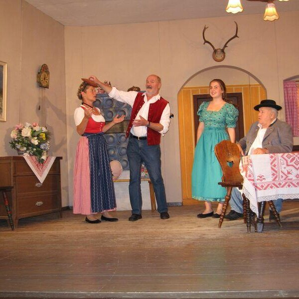 Der keusche Josef  - Bauerntheater