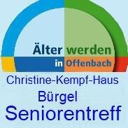 CKH* Bürgel:  Spaziergruppe Treffpunkt im Christine-Kempf-Haus für Jedermann (Seniorentreff)