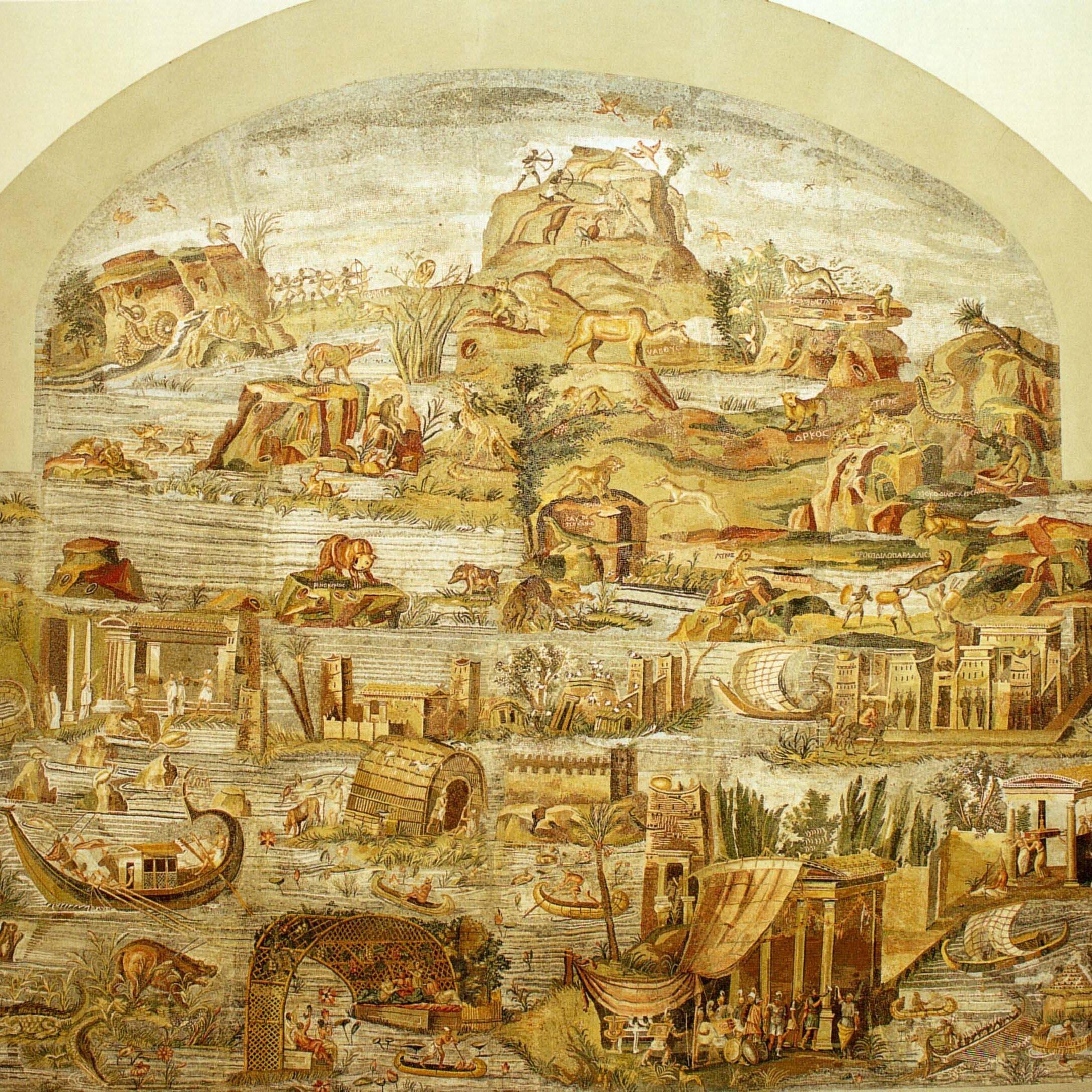 Antike Prinzipien zur Ordnung der lebenden Natur