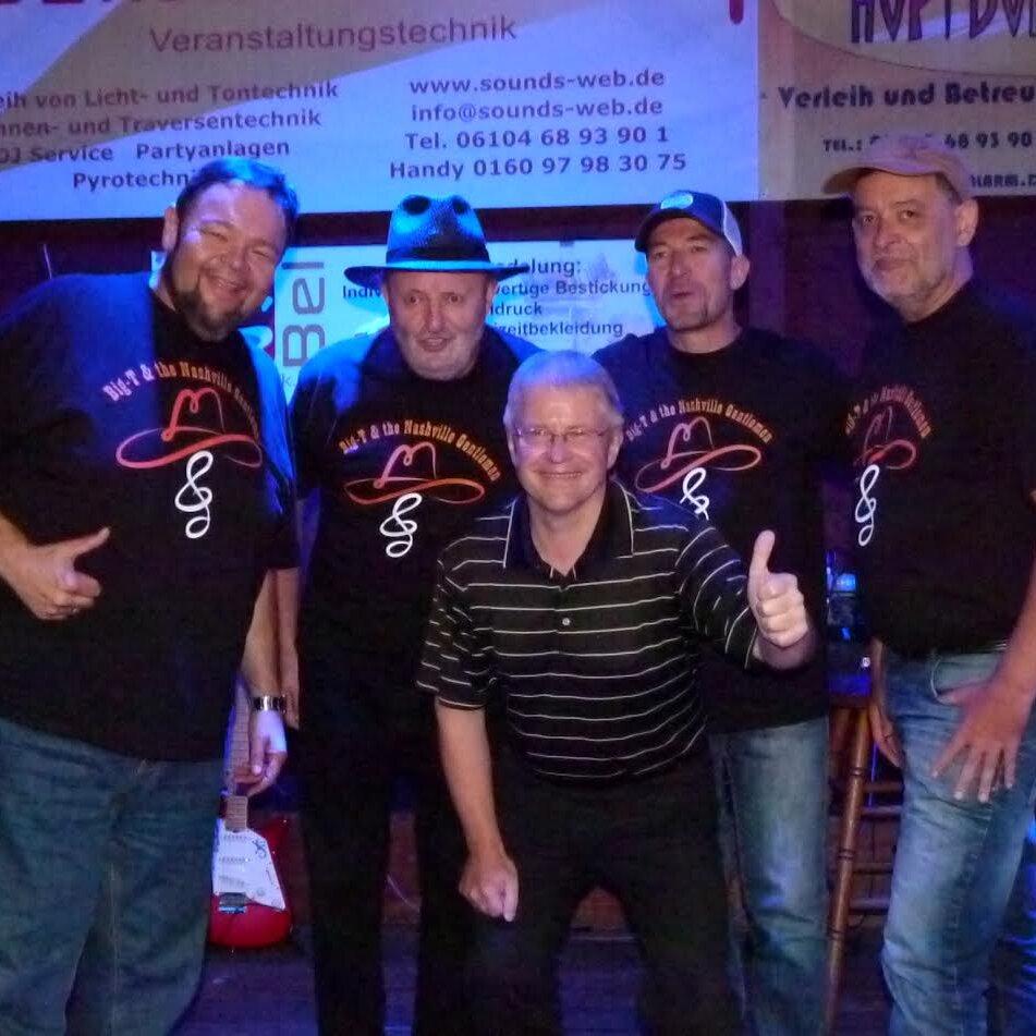 Oldie-Club Treff mit Big-T. 6 The Nashville Gentlemen