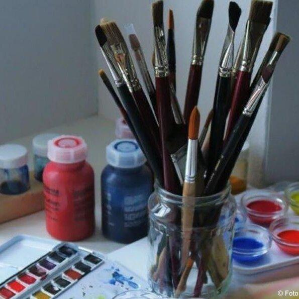 Lass Farben sprechen!: Schnuppermalkurs Aquarell