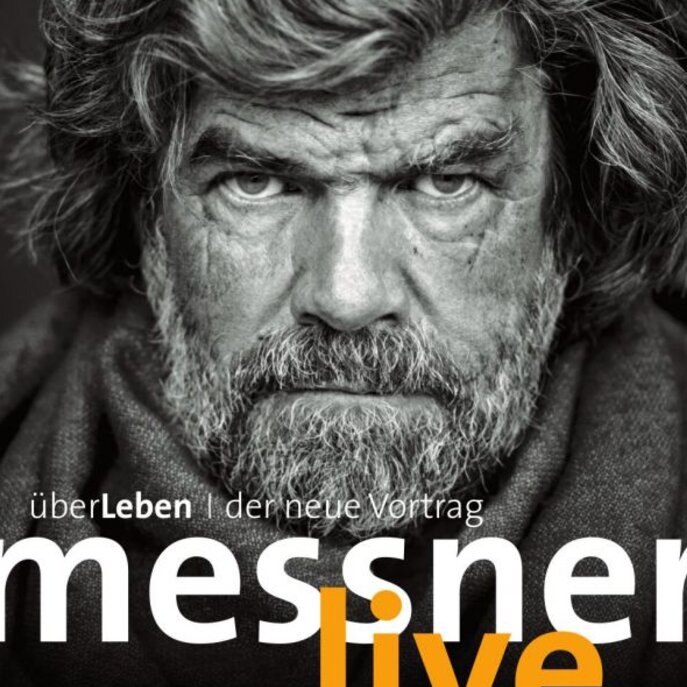 Reinhold Messner | ÜberLeben - der neue Live Vortrag