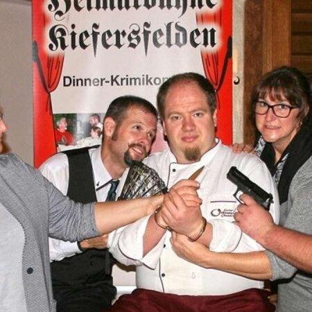 """Krimi-Komödien Dinner """"A Hochzeit zum Sterben""""  - Ausverkauft"""