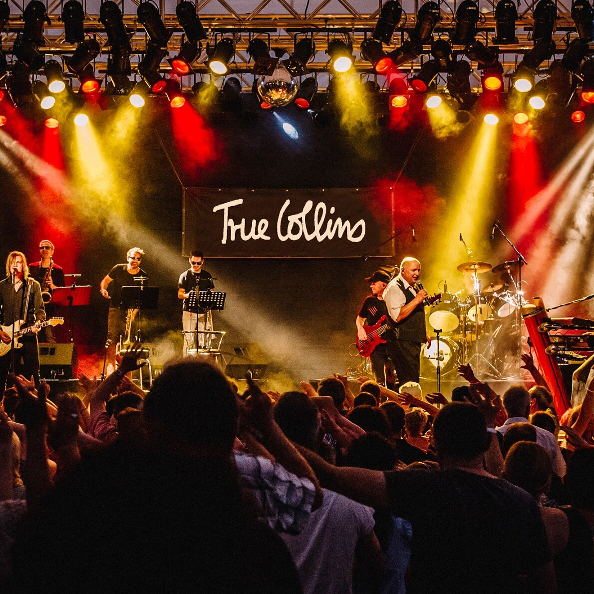 True Collins – A tribute to Phil Collins and Genesis