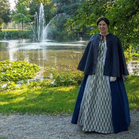 Königin Therese von Bayern (Kostümführung)