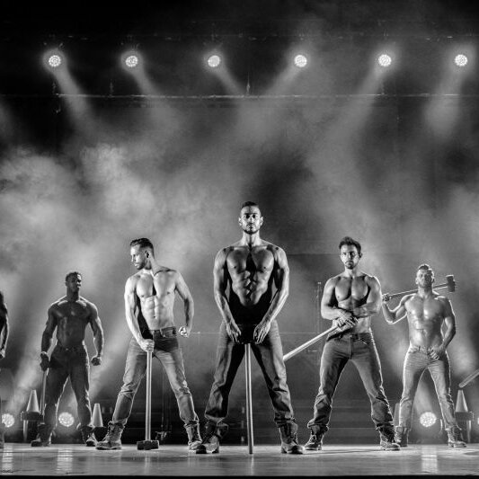 """Chippendales 