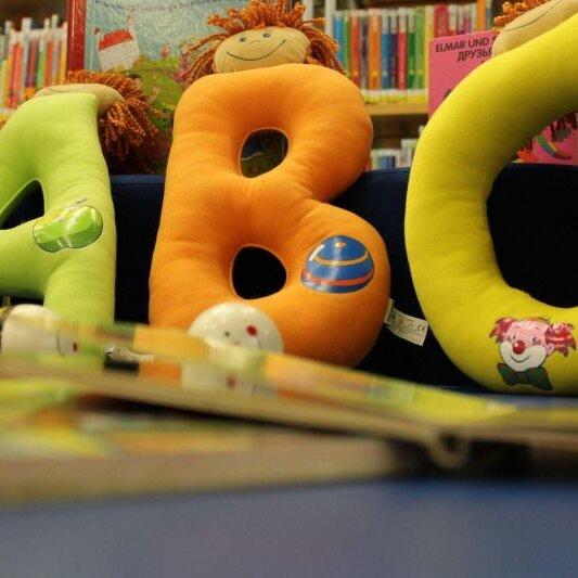 ABGESAGT: Bücherbärchen - Babys lieben Bücher