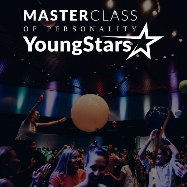 Tobias Beck - Masterclass of Personality Youngstars