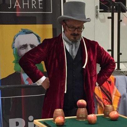 Kinder-Zaubershow mit Tom Kratz