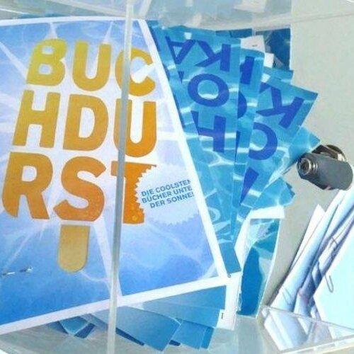 Sommerleseclub Buchdurst vom 09.06 bis zum 22.08.20 mit Gewinngarantie!