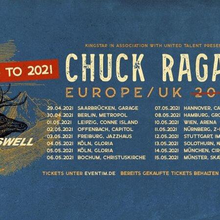 Chuck Ragan - VERSCHOBEN auf den 14.05.2022