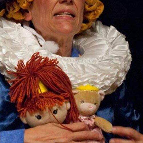 Kleiner Offenbacher Kultursalon - Theateratelier 14 H - Die zweite Prinzessin