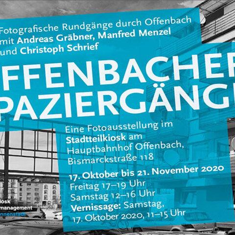 Offenbacher Spaziergänge, Teil 2