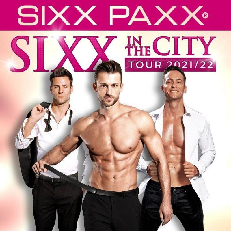 Sixxpaxx   Sixx in the City Tour 21/22