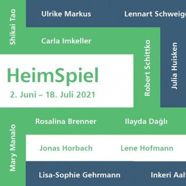 """""""Hochschule für Gestaltung - HeimSpiel"""""""