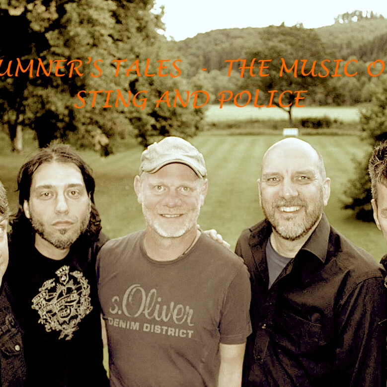 SommerWiesenKonzert: Sumner´s Tales - Music of Sting and The Police