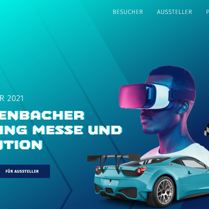 SIMcon - Offenbacher Simracing Messe und Convention