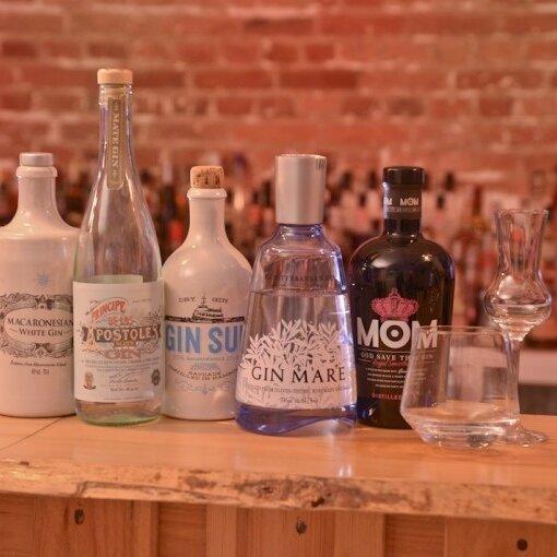 "Gourmet-Tasting ""Welt des Gin"""