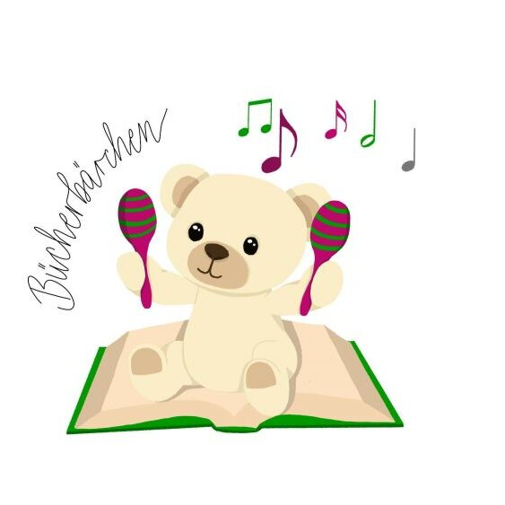 Bücherbärchen - Babys lieben Bücher