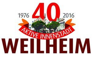 """40 Jahre Lebensgefühl Weilheim - """"40 Jahre Aktive Innenstadt Weilheim"""""""
