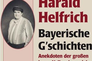 """++++++ A B G E S A G T ++++++ - Ein musikalisch-literarischer Abend mit """"Harald Helfrich"""""""