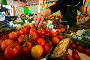 Penzberger Wochenmarkt
