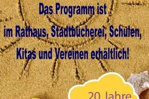 Sommerferienprogramm für Kinder und Jugendliche